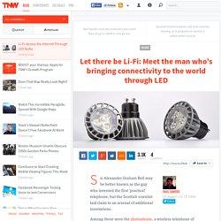 Li-Fi: Access the Internet Through LED Bulbs