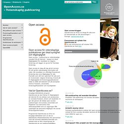 OpenAccess.se