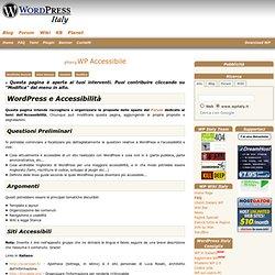 WP Accessibile