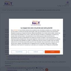 Accessibilité des documents et des courriels