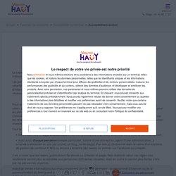 Accessibilité Internet