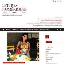 Laetitia Castillan: l'accessibilité numérique des manuels scolaires pour les enfants malvoyants