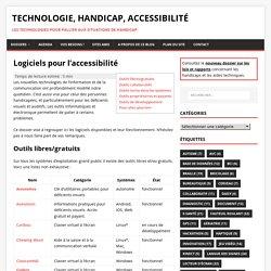 Technologie, Handicap, Accessibilité