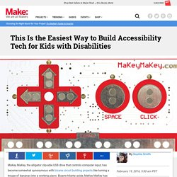 This Is the Easiest Way to Build Accessibility Tech for Kids with Disabilities