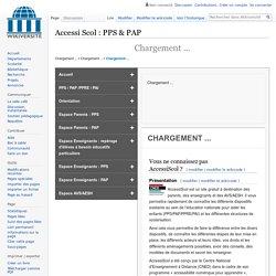 AccessiScol — Wikiversité
