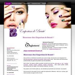 Meilleur accessoires ongles Distributeur au Canada