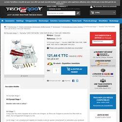 Kit Dynojet stage 1 - Yamaha 1200 FJR 94/98, 1200 XJR 95-99 et 1300 XJR 1999/2003 - Tech2Roo, accessoires et équipement moto