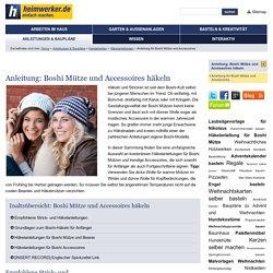 Anleitung: Boshi Mütze und Accessoires häkeln bei heimwerker.de