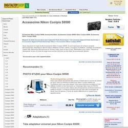 Accessoires Nikon Coolpix S9500
