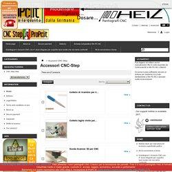 Accessori ed attrezzaggi per pantografi CNC-Step ed altre marche CNC - CNC-Step Italia