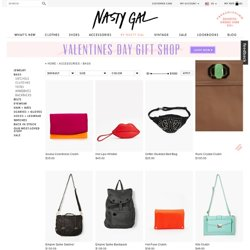 Accessories Bags at Nasty Gal