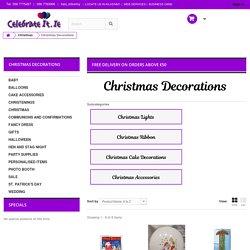 Christmas Supplier