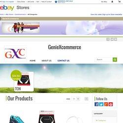 GenieXcommerce store on eBay!