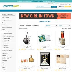 Fashion Accessories for Women, Fashion for Women | UncommonGoods - StumbleUpon