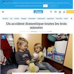 Un accident domestique toutes les trois minutes - 05/11/2012