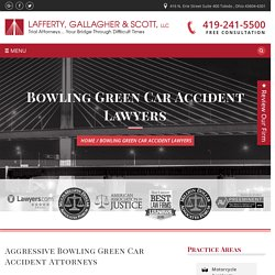 Bowling Green Car Accident Attorneys
