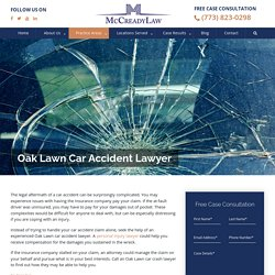 Auto Accident Claims Attorney