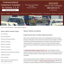 Accident Lawyers in GA at Wpmhlegal.com