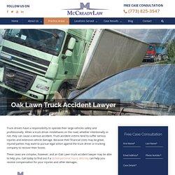 Oak Lawn Truck Accident Lawyer