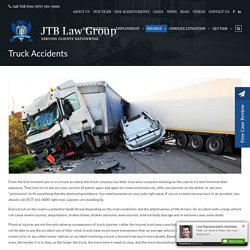 Truck Accidents Law Firms, Truck Accident Lawyers, Attorneys