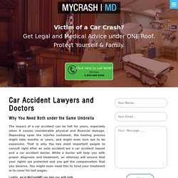 Car Accidents Lawyers Attorney – Tampa Injury Lawyer