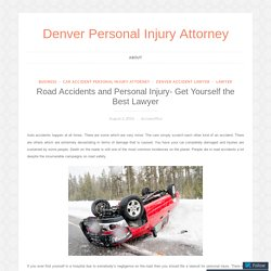 Best auto accident lawyers in Colorado