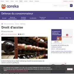 Droit d'accise : définition, calcul et paiement - Ooreka