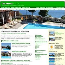 Accommodation San Sebastian La Gomera - GOMERALIVE.COM