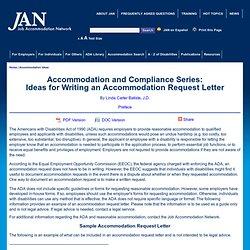 Accommodation Ideas
