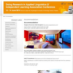 commodation | Doing Research in Applied Linguistics