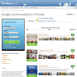 Phuket Campsites | Phuket Camping Grounds, Reviews & Ratings | Travellerspoint