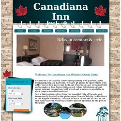 Canadiana Inn - Frequently Asked Questions