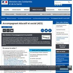 Accompagnant éducatif et social (AES)