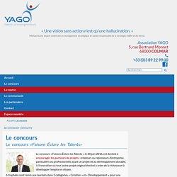 Yago accompagne les Entrepreneurs d'Alsace