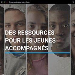 Ressources Missions Locales / Jeunes - Accompagnement à distance et communication