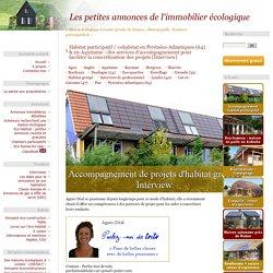 Habitat participatif / cohabitat en Pyrénées-Atlantiques (64) & en Aquitaine : des services d'accompagnement pour faciliter la concrétisation des projets [Interview]