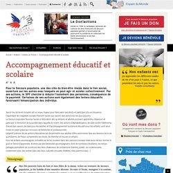 Accompagnement éducatif et scolaire