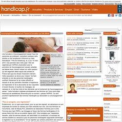 Accompagnement sexuel en France:la formation qui fait débat! - En ce moment (7537)