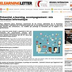 Présentiel, e-learning, accompagnement : mix formation informatique