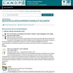 Atelier Canopé Paris - Le réseau de création et d'accompagnement pédagogiques
