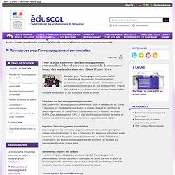 Ressources pour l'accompagnement personnalisé au lycée - EduSCOL
