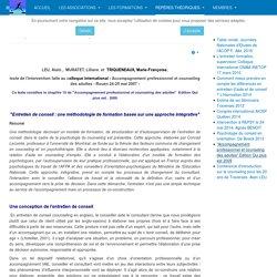 """""""Accompagnement professionnel et counseling des adultes"""" Edition Qui plus est 2009"""
