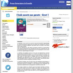 Apprendre le français pour accompagner la scolarité de ses enfants