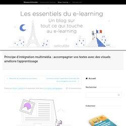 Accompagner vos textes avec des visuels améliore l'apprentissage