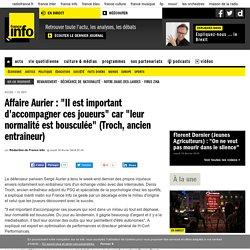 """Affaire Aurier : """"Il est important d'accompagner ces joueurs"""" car """"leur normalité est bousculée"""" (Troch, ancien entraîneur)"""
