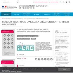 i-LAB : accompagner la création des start-up innovantes et encourager l'esprit d'entreprendre