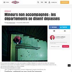 Mineurs non accompagnés: les départements se disent dépassés