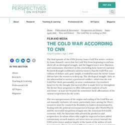 The Cold War According to CNN