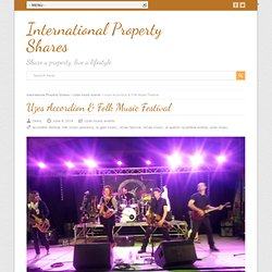 Uzes Accordion & Folk Music Festival
