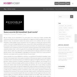 Nuovo accordo DJI-Hasselblad: Quali novità? - Dji Italia – Dji - Rivenditore Dji